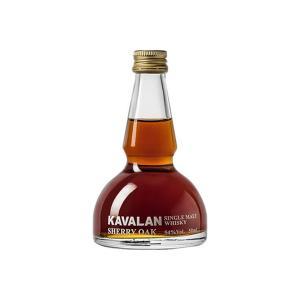 Kavalan Sherry Oak Alambic Miniature 50ml | Single Malt Whisky | Kavalan