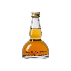 Kavalan Peaty Oak Alambic Miniature 50ml | Single Malt Whisky | Kavalan