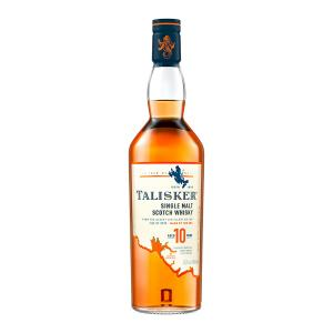Talisker 10 Year Old 700ml | Single Malt Scotch Whisky | Talisker