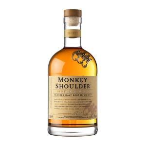 Monkey Shoulder 700ml | Blended Malt Scotch Whisky | Monkey Shoulder