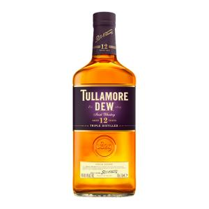Tullamore Dew 12 Year Old Special Reserve 700ml | Irish Blended Whiskey | Tullamore Dew
