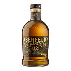 Aberfeldy 12 Year Old 700ml | Highland Single Malt Scotch Whisky | Aberfeldy