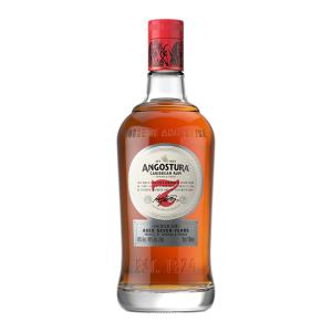 Angostura 7 Year Old Dark Rum 700ml | Premium Caribbean Rum | Angostura