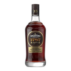 Angostura 1787 Rum 15 Year Old 700ml | Super Premium Caribbean Rum | Angostura