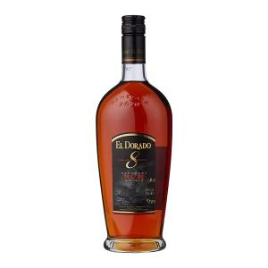 El Dorado Rum 8 Years Old 700ml | Demerara Distillers Rum | El Dorado