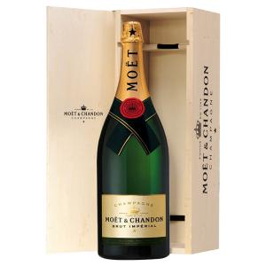 Moet & Chandon Brut Imperial Champagne in Wooden Box 15L | Moet & Chandon