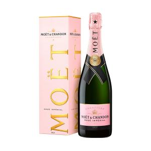 Moet & Chandon Rose Imperial  Champagne with Gift Box 750ml | Moet & Chandon