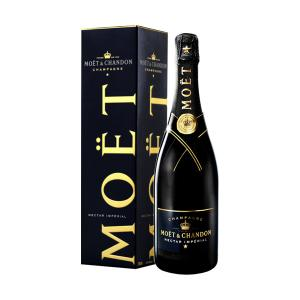 Moet & Chandon Nectar Imperial Champagne with Gift Box 750ml | Moet & Chandon