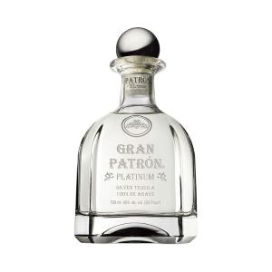 Grand Patron Platinum Tequila 700ml 40% alc. - Patron