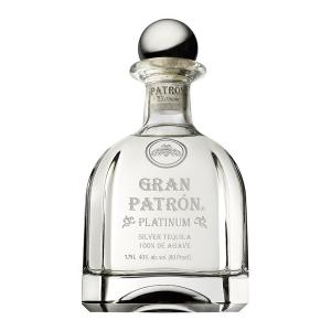 Grand Patron Platinum 1.75L | Mexican Tequila | Patron