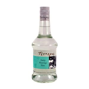 Mastiha Liqueur 500ml I Authentic Greek Liqueur | Tetteris