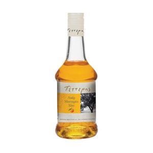 Τangerine Liqueur 500ml I Traditional Greek Liqueur | Tetteris