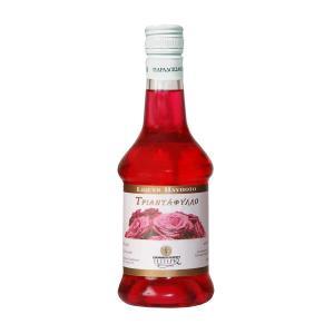 Λικέρ Τριαντάφυλλο Τέττερης 500ml | Παραδοσιακό Χιώτικο Λικέρ | Τέττερης
