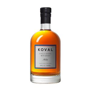 Koval Millet Whisky 500ml | American Single Barrel Millet Whiskey | Koval