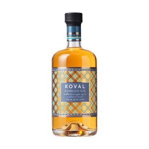 Koval Barreled Gin 500ml | Organic Gin  | Koval