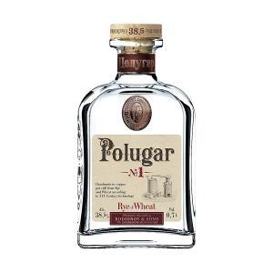 Polugar No.1 Rye and Wheat Vodka 700ml | Polugar