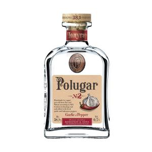 Polugar No.2 Garlic and Pepper Vodka 700ml | Polugar