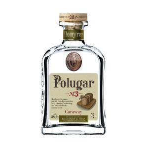 Polugar No.3 Caraway Vodka 700ml | Polugar
