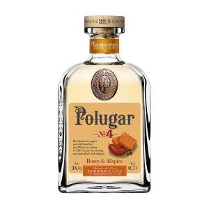 Polugar No.4 Honey and Allspice Vodka 700ml | Polugar