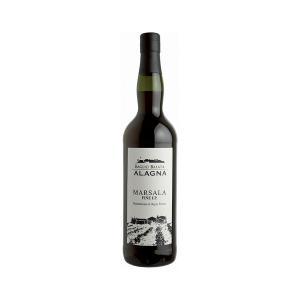 Marsala Fine Ambra Secco 750ml | Fortified Dry Wine | Baglio Baiata Alagna