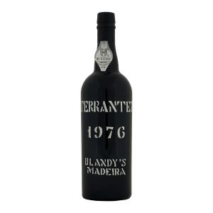 Blandy's Terrantez Vintage 1976 Madeira 500ml | Fortified Wine | Blandy's