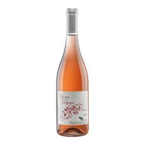 Vera Rosa | PGI Crete Dry Rose Wine Syrah Kotsifali (2020) 750ml | Strataridakis Winery