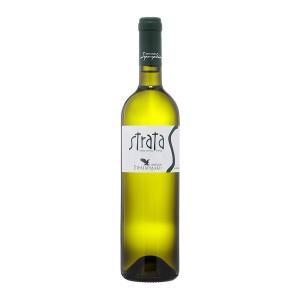 Strata | PGI Crete Dry White Wine Thrapsathiri Vilana (2018) 750ml | Strataridakis Winery