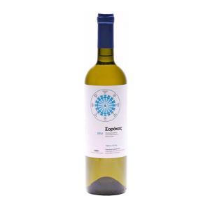 Σορόκος Λευκός | ΠΓΕ Θεσσαλονίκη Μαλαγουζιά Chardonnay (2017) 750ml | Κτήμα Αρβανιτίδη