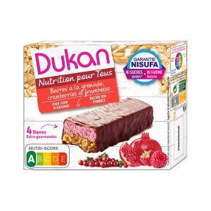 Γκοφρέτες Βρώμης με Σοκολάτα και Μούρα 120g | Υγιεινό Σνακ Χωρίς Ζάχαρη | Dukan