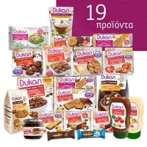 Dukan Diet Pack of 21 Products | 14 Days Diet Plan | Dukan