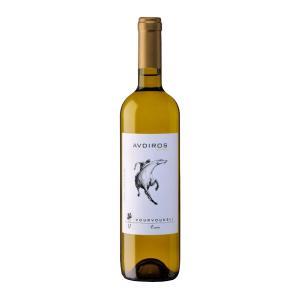 Άβδηρος Λευκός | Ξηρός Chardonnay Παμίδι (2018) 750ml | Κτήμα Βουρβουκέλη
