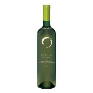 Kyklos White | PGI Peloponnese Dry White Wine Moschofilero Chardonnay (2018) 750ml | Ktima Voyatzi