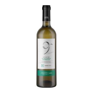 Κτήμα Μουσών 9 Λευκός | Ξηρός Ασύρτικο Trebbiano Sauvignon Blanc (2020) 750ml | Κτήμα Μουσών