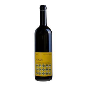 Χατζηβαρύτη Mosaic | ΠΓΕ Πλαγιές Πάϊκου Ξηρός Λευκός Ροδίτης Sauvignon Blanc Ξινόμαυρο (2019) 750ml | Κτήμα Χατζηβαρύτη