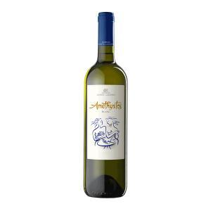 Αμέθυστος Λευκός | ΠΓΕ Δράμα Ξηρός Sauvignon Blanc Ασύρτικο (2019) 750ml | Κτήμα Κώστα Λαζαρίδη