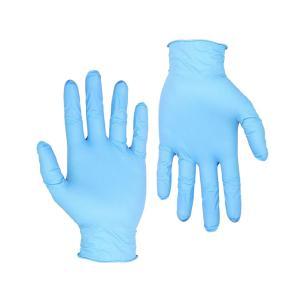 Μπλε Γάντια Νιτριλίου Μιας Χρήσης Medium 100 τεμάχια | M&G Hygiene Solutions
