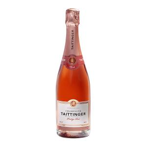Taittinger Brut Prestige Rose Champagne 750ml | Taittinger