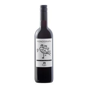 Monograph Agiorgitiko Syrah | PGI Peloponnese Dry Red Wine (2019) 750ml | Gaia Wines