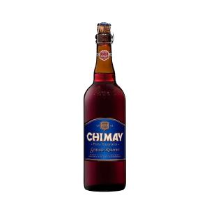 Chimay Grande Reserve Blue 750ml | Dark Brown Beer | Chimay