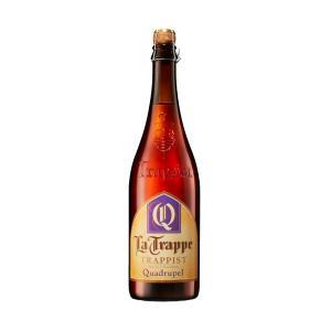 La Trappe Quadrupel 750ml | Κόκκινη Μπύρα | Bierbrouwerij de Koningshoeven