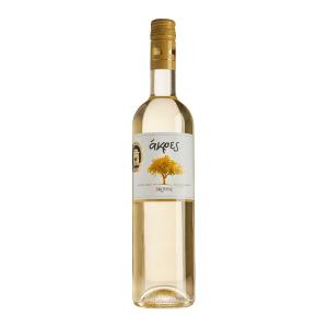 Skouras Cuvee Prestige White | PGI Peloponnese Dry Wine Roditis Moschofilero (2019) 750ml | Domaine Skouras