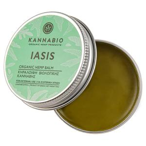 Κηραλοιφή Κάνναβης IASIS 30ml | Kannabio