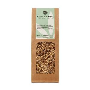 Organic Hemp Seeds 100g | Kannabio