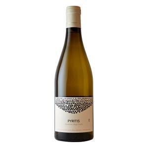 Πυρίτης Καραμολέγκος | ΠΟΠ  Σαντορίνη Λευκός Ξηρός Ασύρτικο (2017) 1.5L | Artemis Karamolegos Winery