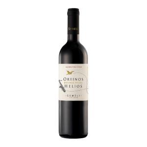 Oreinos Helios Red | PGI Peloponnese Dry Wine Agiorgitiko Syrah (2017) 750ml | Semeli Estate