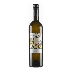Pop Art | Dry White Wine Athiri Malagousia (2018) 750ml | Lykos Winery