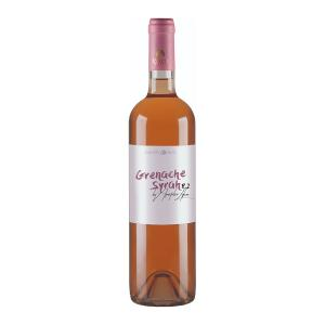 Panselinos Rose | Dry Wine Grenache Rouge Syrah (2019) 750ml | Lykos Winery
