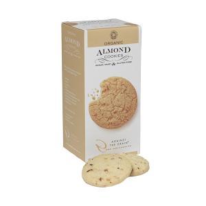 Organic Almond Cookies Gluten Free 150g | Against the Grain