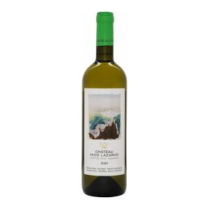 Chateau Lazaridi Λευκός   ΠΓΕ Δράμα Ξηρός Sauvignon Blanc Ugni Blanc Μοσχάτο Αλεξανδρείας (2020) 750ml   Nico Lazaridi