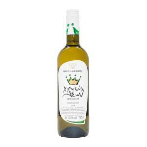 Χρυσός Λέων Λευκός   ΠΓΕ Παγγαίο Ξηρός Chardonnay (2019) 750ml   Nico Lazaridi